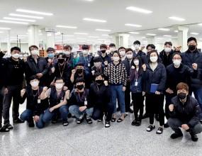 코로나의 시련속에서도 한해동안 정말 고생 많으셨습니다.다가오는 2021년에는 더욱 더 성숙된 'SME KOREA'가 되도록 화이팅합시다!!